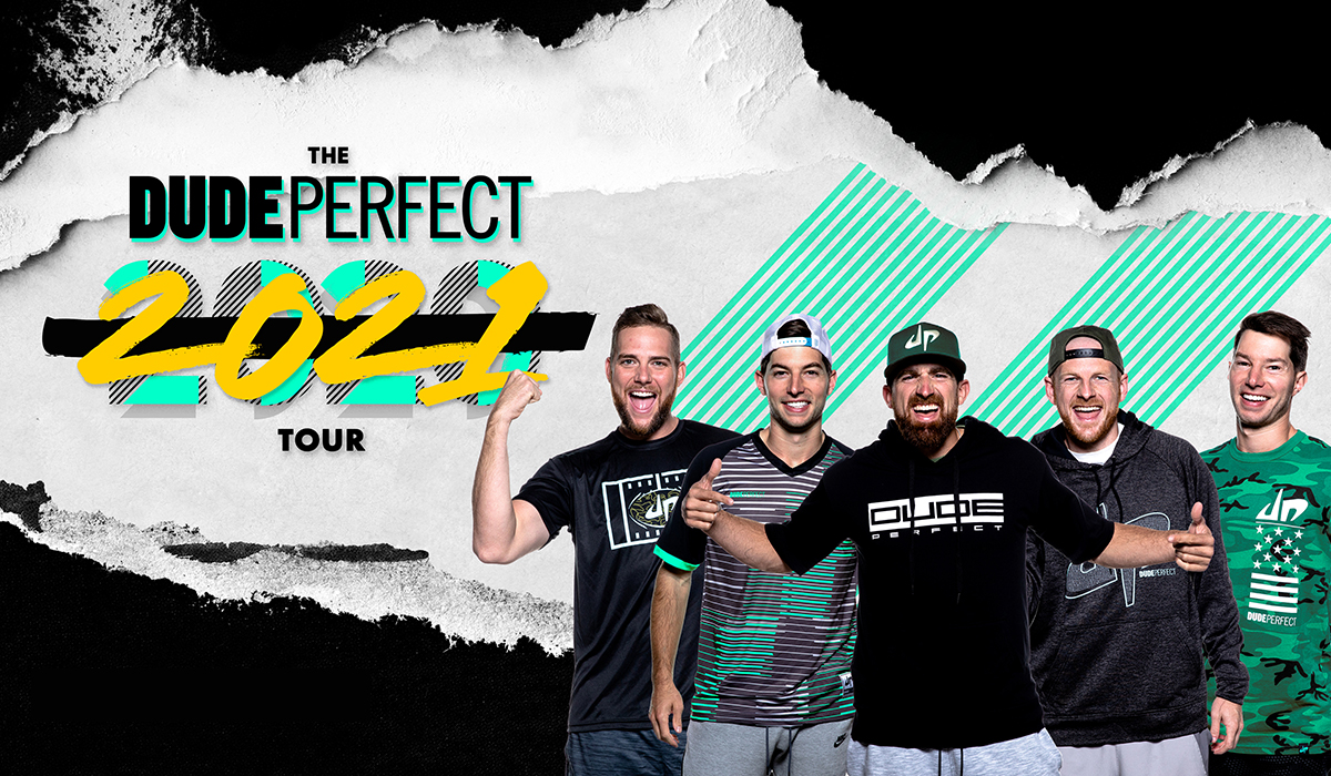 Dude Perfect 2021 _ event