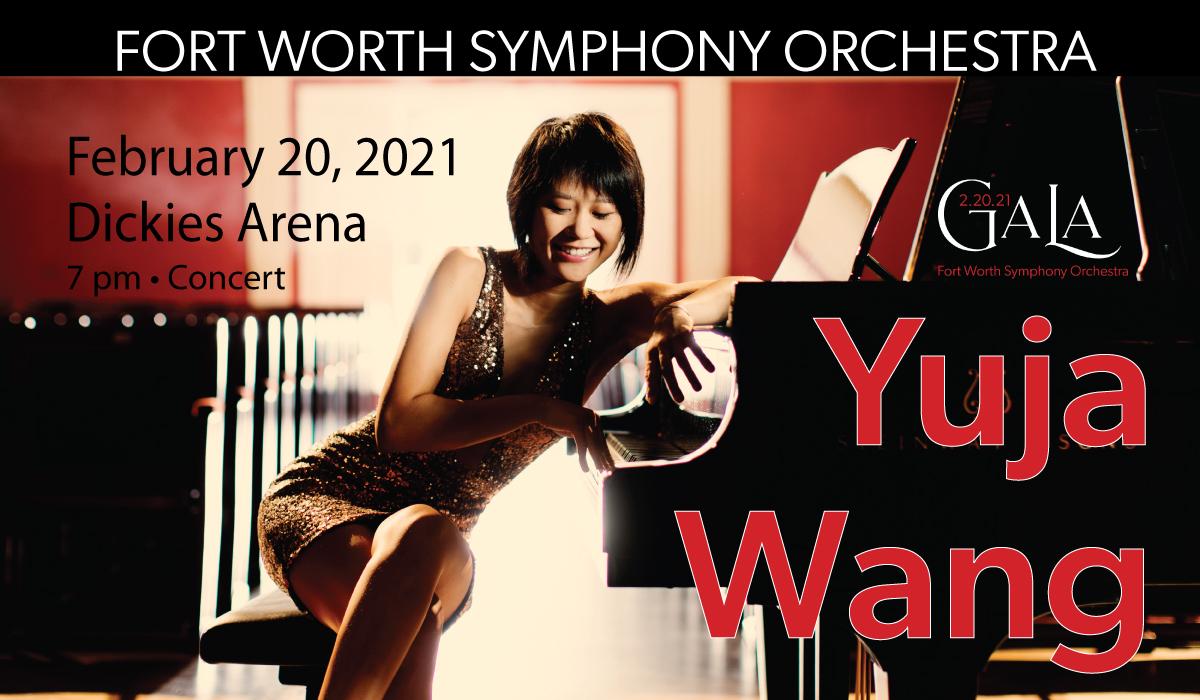 FWSO - Yuja Wang