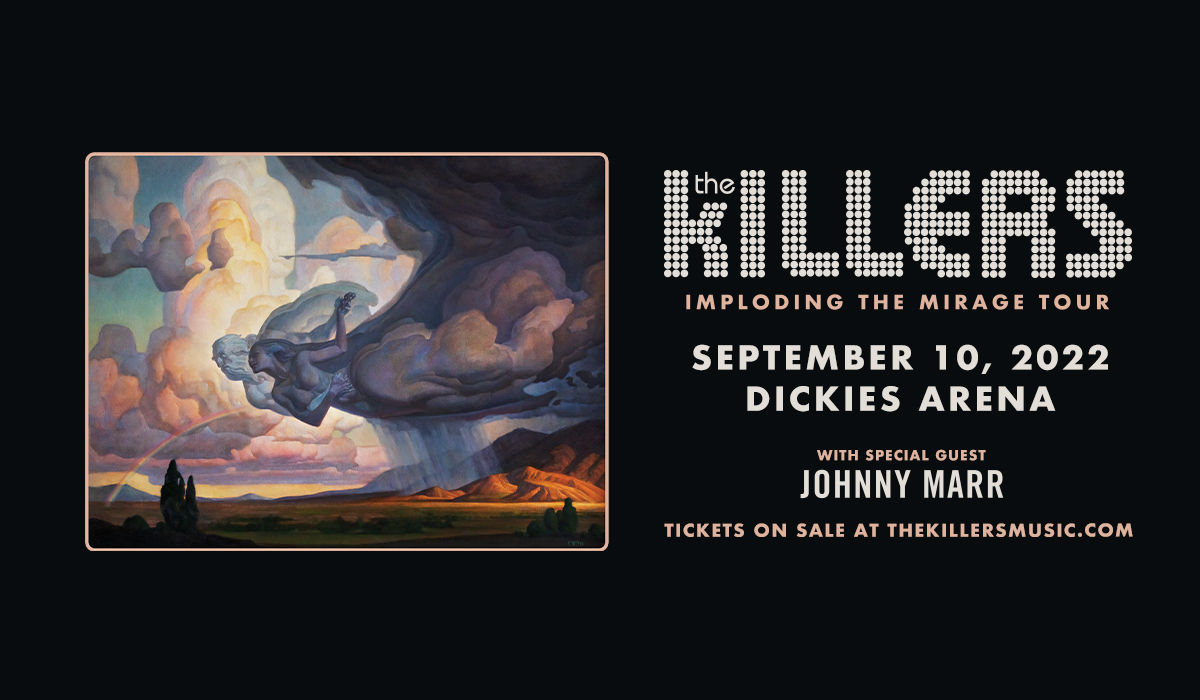 The Killers 2022 - event image